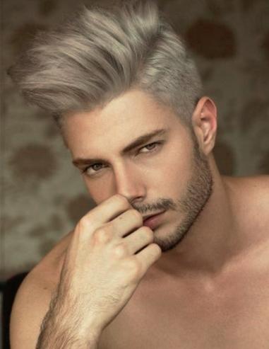 männer frisuren ohne scheitel - frisur stil