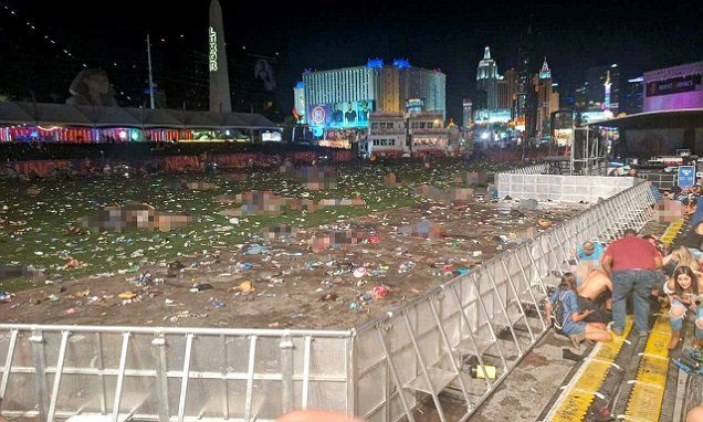 Photo Shows Bodies Strewn Across Field In Aftermath Of Vegas