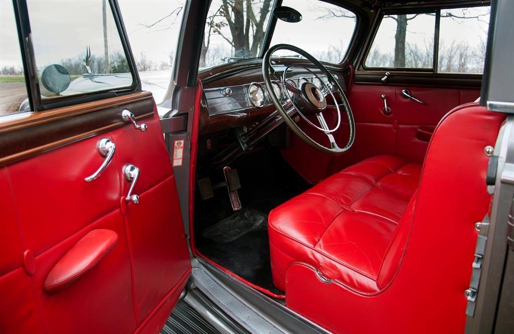 1939 Packard Twelve Model 1708 Packard, Car detailing, Model