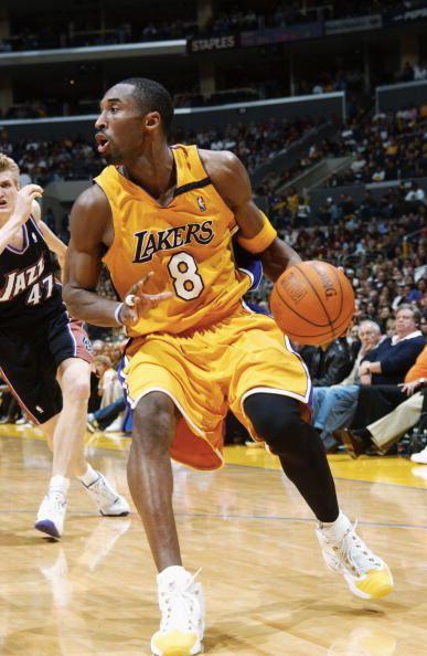 9bce6e7996d227 Kobe Yellow Question Kobe Bryant Sneakers