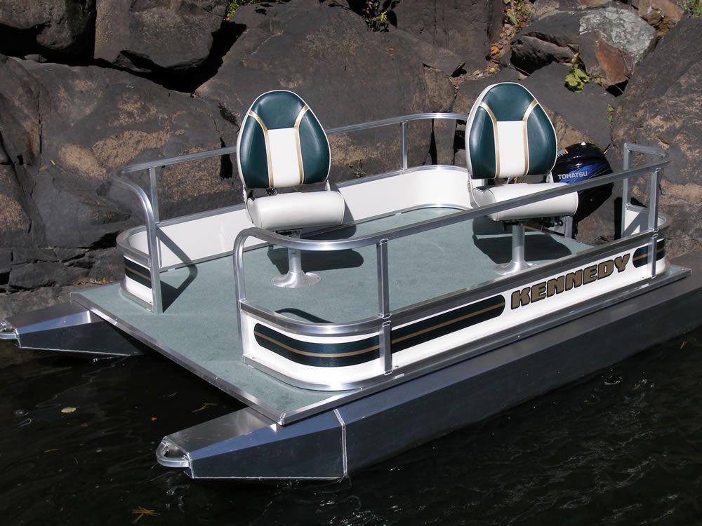 Pontoon Small Pontoons Outboard Mini Toons Mini Pontoons
