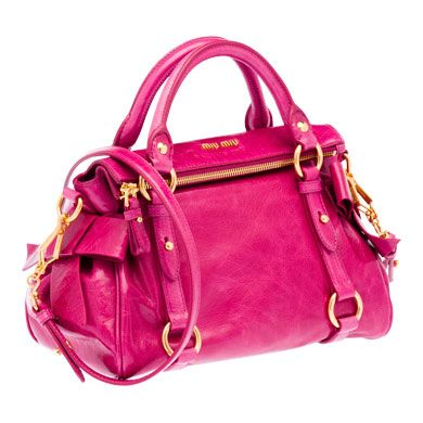 Now You Know I Have To A Hot Pink Handbag