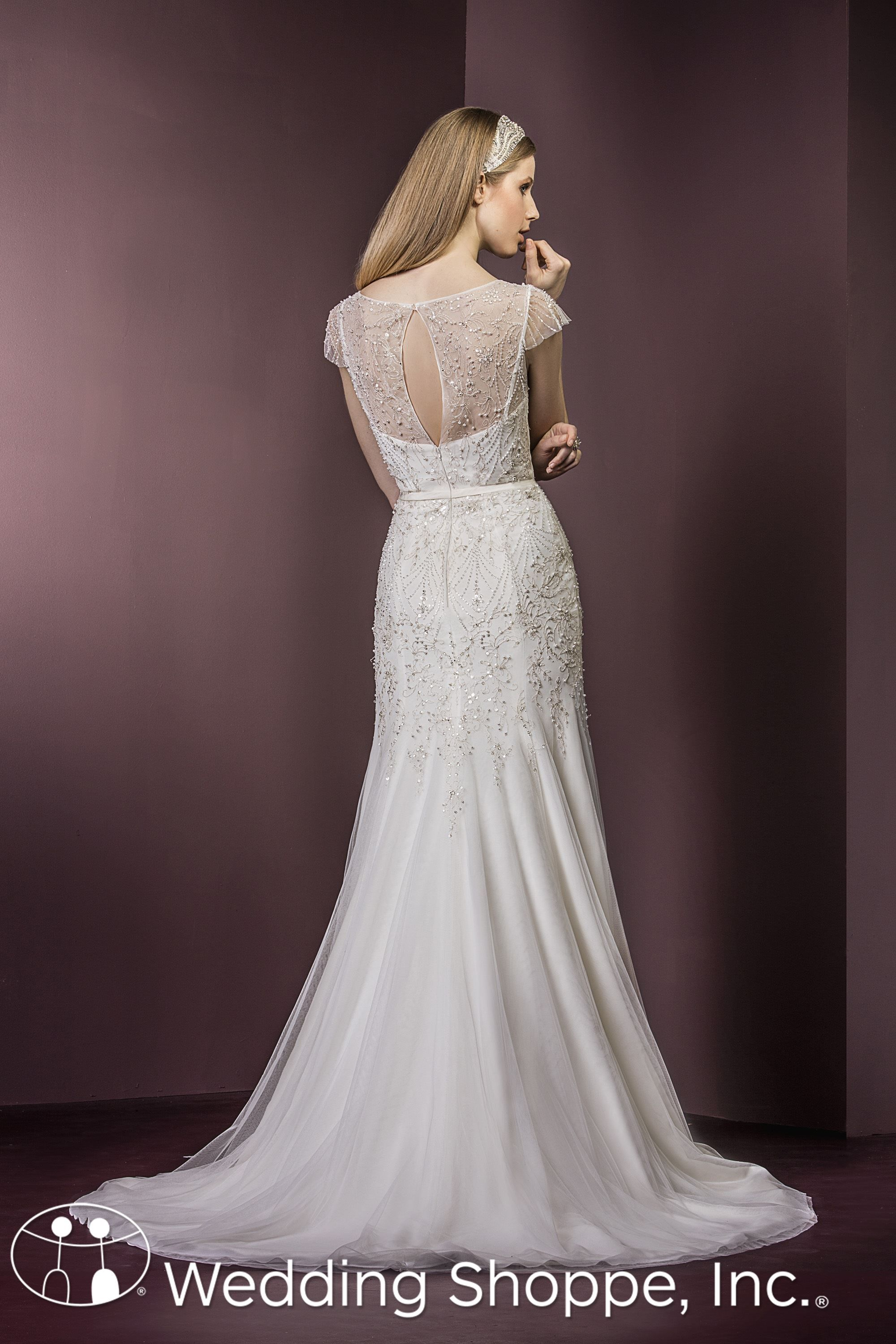 Ellis Bridals Bridal Gown 18036
