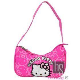 Hello Kitty Signature Hobo Hand Bag $11.99