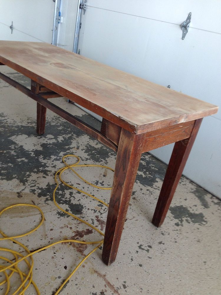 Old Library Table Beat Up To Kitchen Island Library Table Table