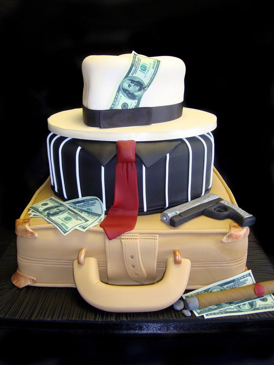 gangster wedding cake toppers mob wedding cake cakes tamworth wedding birthday 14643