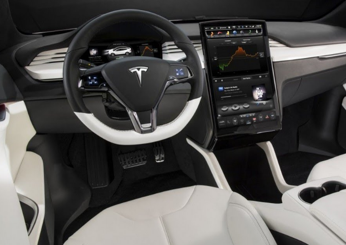 2018 Tesla Model X Design Interior And Price With Images