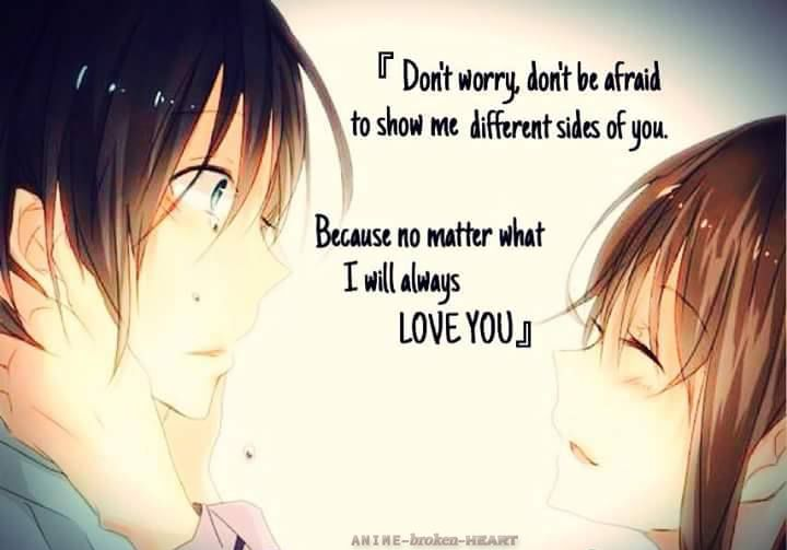 Anime Broken Heart Anime Love Quotes Anime Quotes Hero Quotes