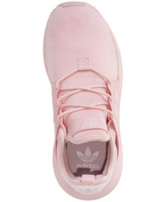 752c594805f3f adidas Girls  X-plr Casual Athletic Sneakers from Finish Line - Pink 4.5