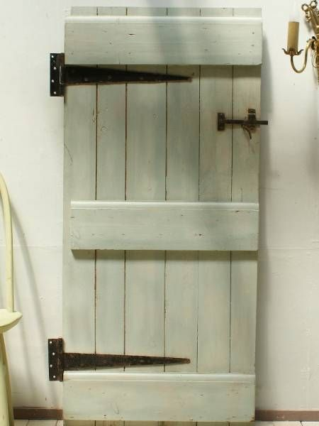 Door イギリスアンティーク木製ドア扉ディスプレイ建具1931 インテリア