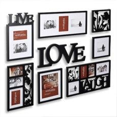 Live Love Laugh Phote Frame Set For The Home Pinterest Wall