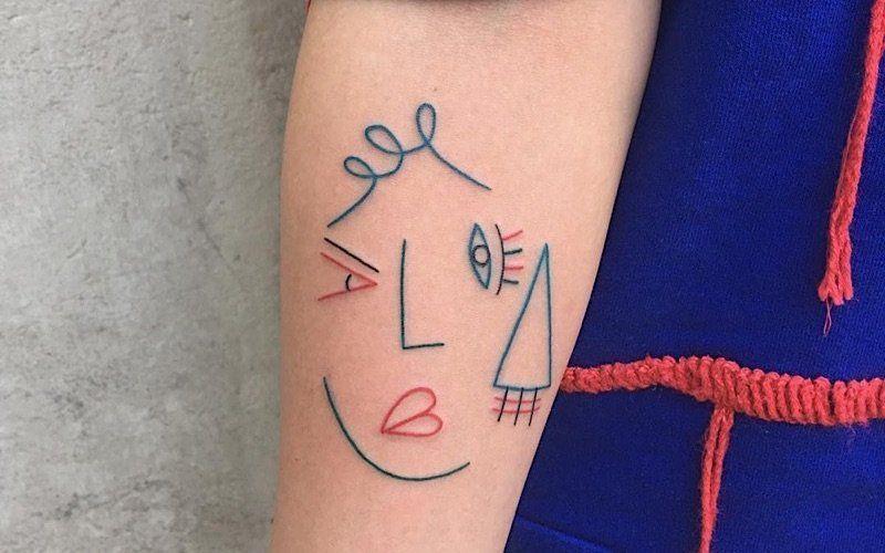 -   - #1998tattoo #candletattoo #daffodiltattoo #kandinskytattoo #maketattoo #memorabletattoos #misunderstoodtattoo #smalltattoo #tattooblackwork #tattoostattoo