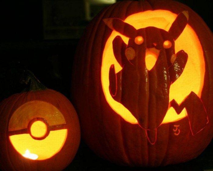 Top 60 Creative Pumpkin Carving Ideas for a Happy Halloween ...