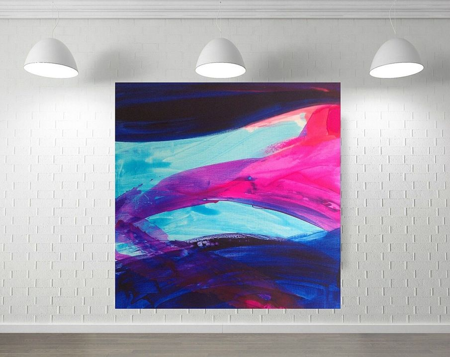 Indianna Series - Mood Home Brighton - Kerry Armstrong Art