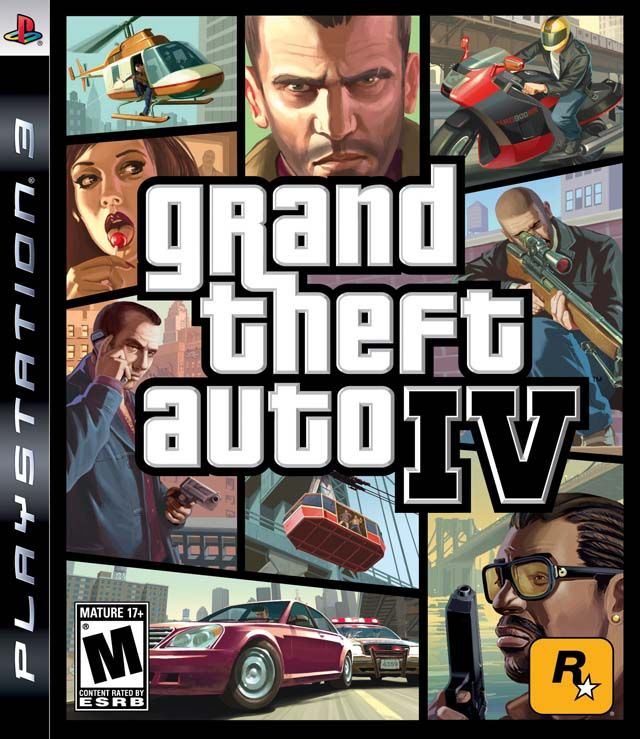 Grand Theft Auto Iv Seems To Be The Most Expensive Game Ever Created In The World 100 000 000 Grand Theft Auto Grand Theft Auto 4 Gta 4 Game