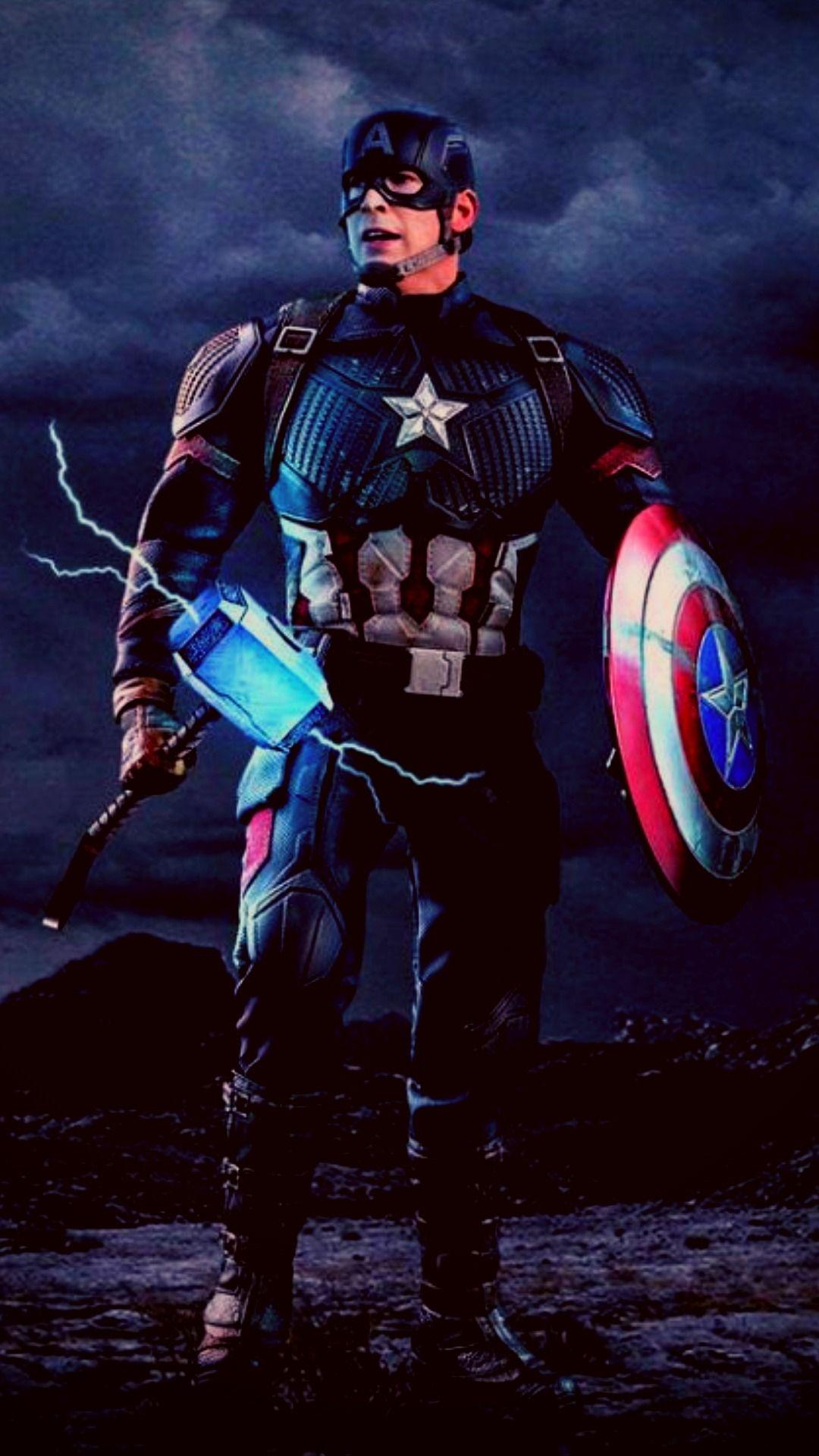 Best Hd Captain America Endgame Wallpapers Free Download Captain America Captain America Wallpaper Iphone Wallpaper World