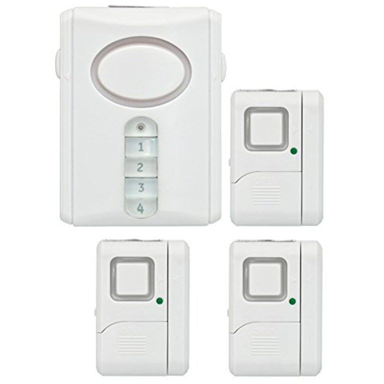 10 Best Home Security Devices Without Monthly Fees Wireless Alarm System Wireless Alarm Wireless Home Security