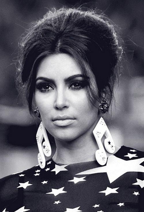 Kim Kardashian Need To Try This Style Asap Hair Styles
