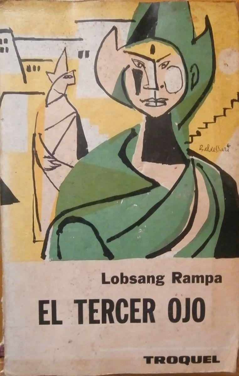 El tercer ojo. Lobsang Rampa.***