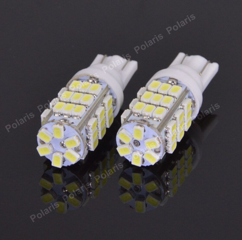 10 stks t10 1206 42 smd auto led lampen 42smd dc12v auto side wedge verlichting marker richtingaanwijzers lamp 194 927 161 168 w5w groothandel