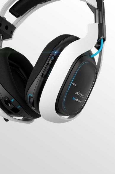 ASTRO Gaming A30 PC Headset Kit White