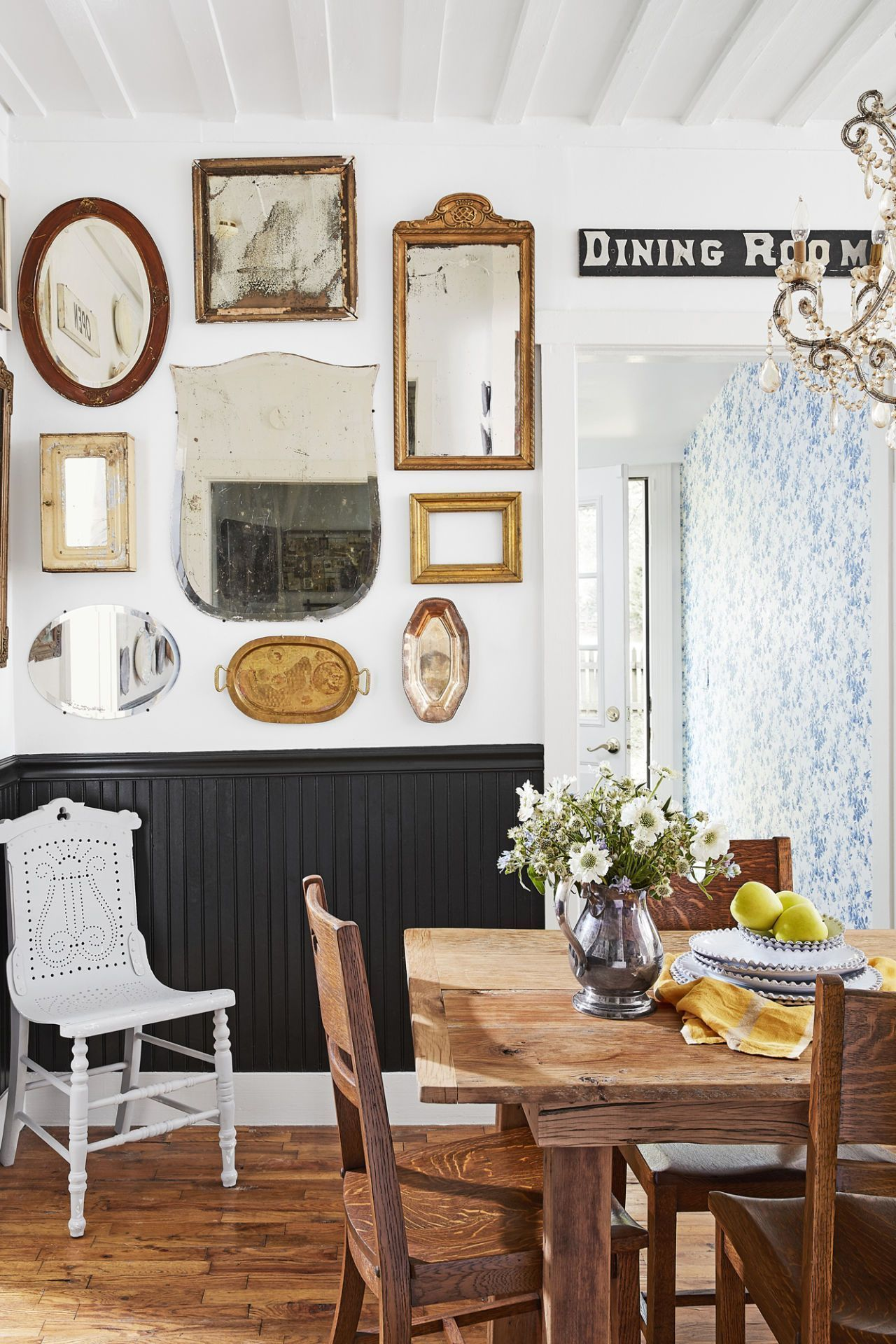 85 Best Dining Room Wall Decorating Ideas On A Budget 2018 Gallery Wall Ideas Kitchen Wa Dining Room Wall Decor Dining Room Small Farmhouse Dining Rooms Decor