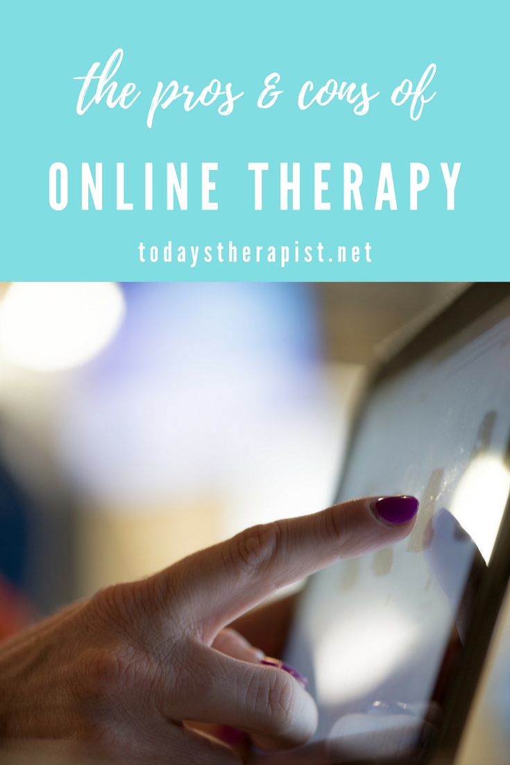 Online Therapy See the Pros & Cons Behind This Fresh