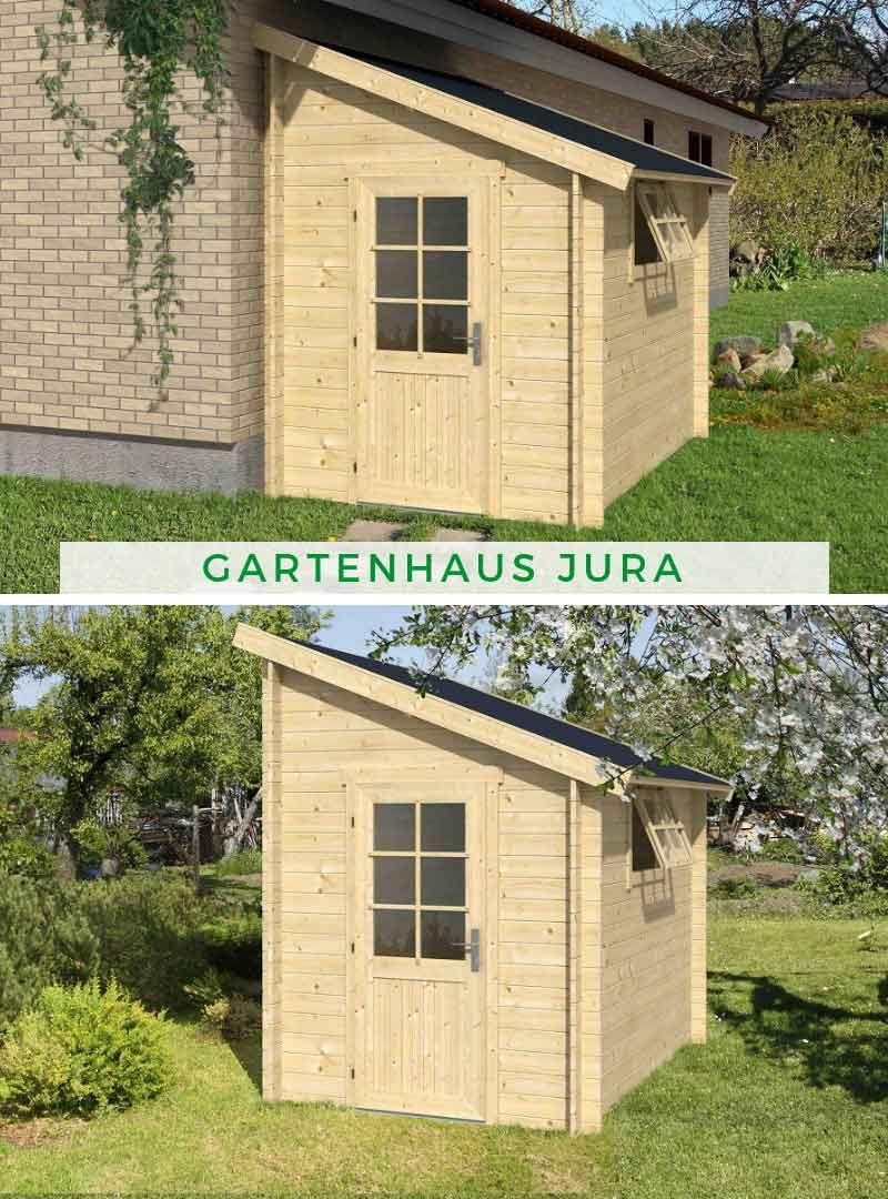 Lasita Maja Gartenhaus Jura Weka gartenhaus, Gartenhaus