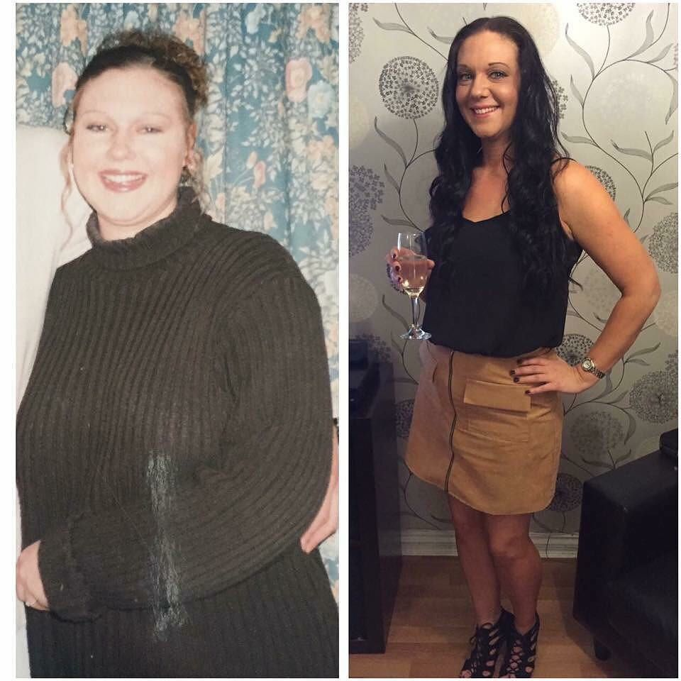 Absolutely stunning what a transformation?  #HHYprogram #loveit #weightloss #transformation #happy #confident #amazing #stunning #sexylady