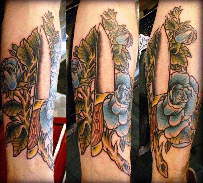 cool chef tattoo designs | tattoo | pinterest | chef tattoo