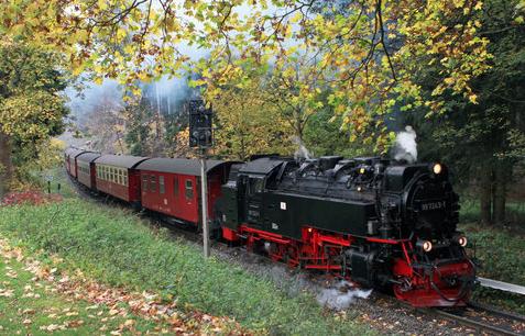 Harz Schmalspurbahn