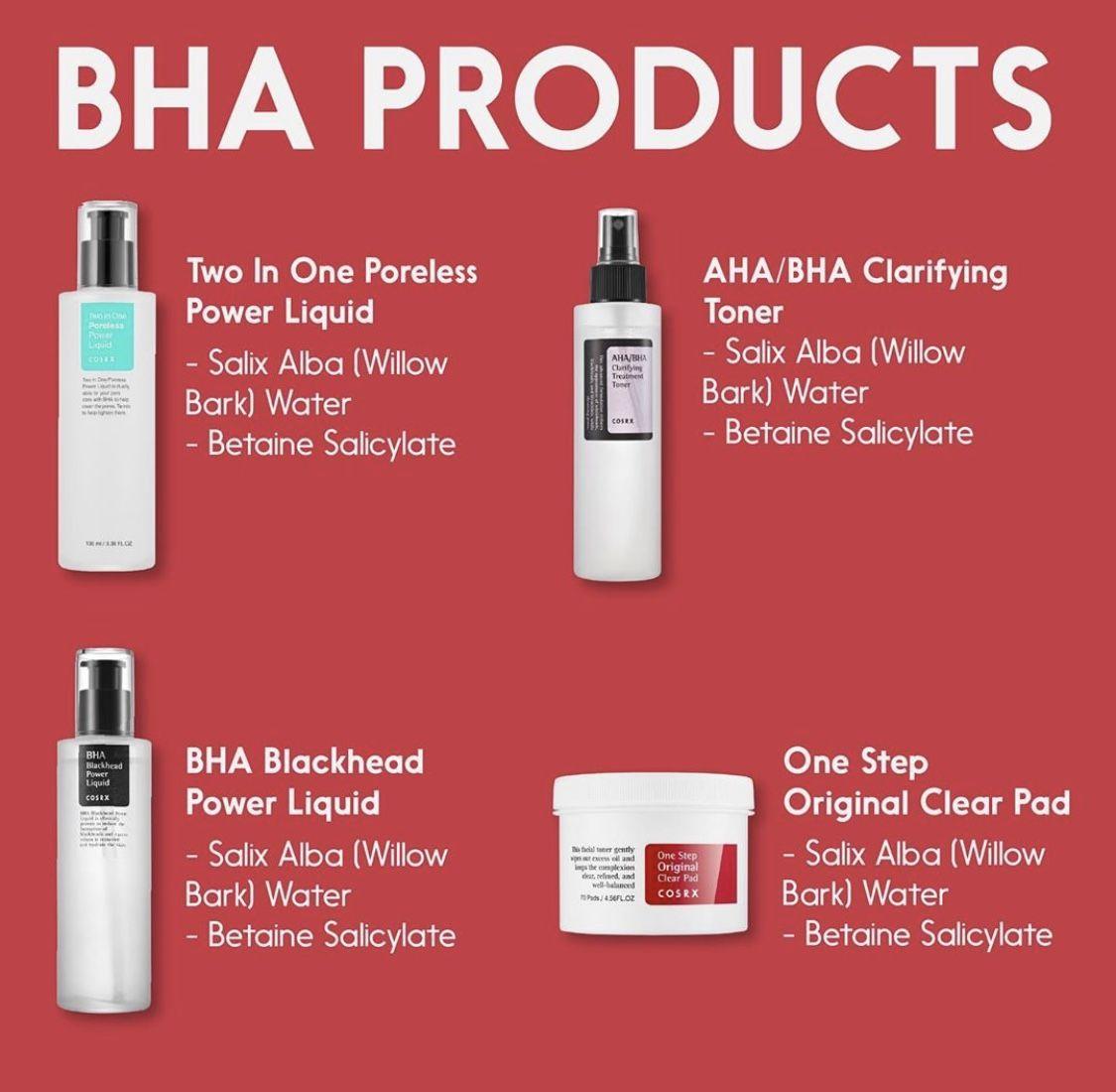 Beta Hydroxy Acid Bha Eksfoliasi Untuk Kulit Berminyak Dan Berjerawat