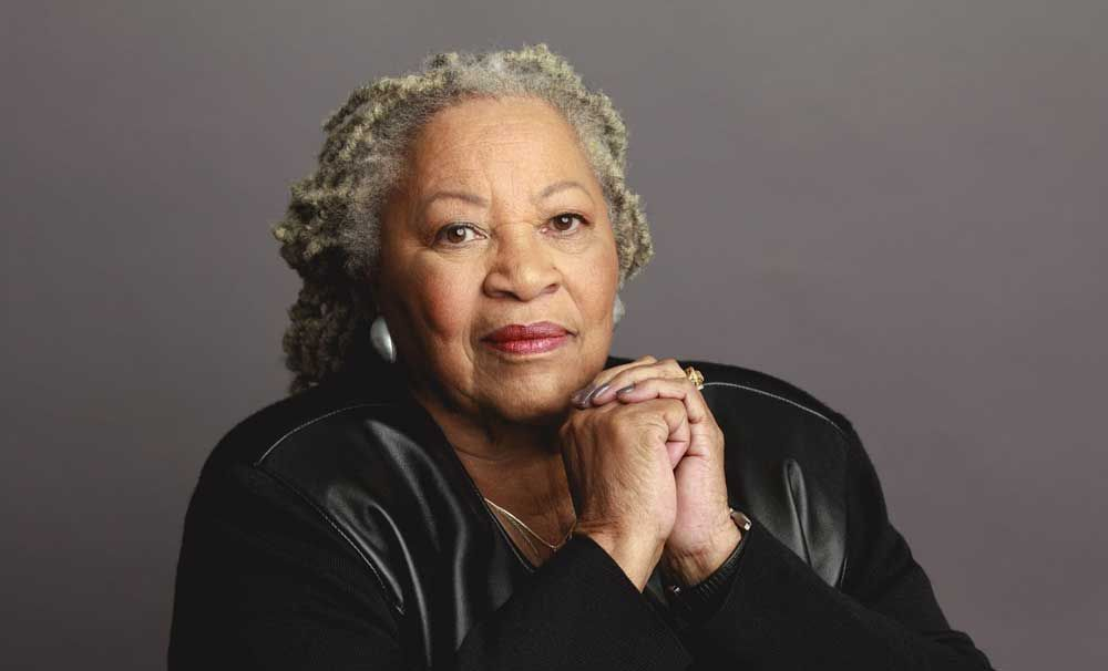 Pin by Kim Fay on Remarkable Women | Toni morrison, Beloved