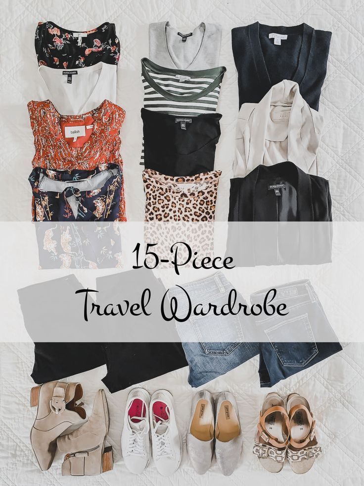 15-Piece Summer Travel Wardrobe #travelwardrobesummer My 15-Piece Summer Travel Wardrobe #travelwardrobe #traveloutfit #over40swomensfashion #packingtips #travelwardrobesummer