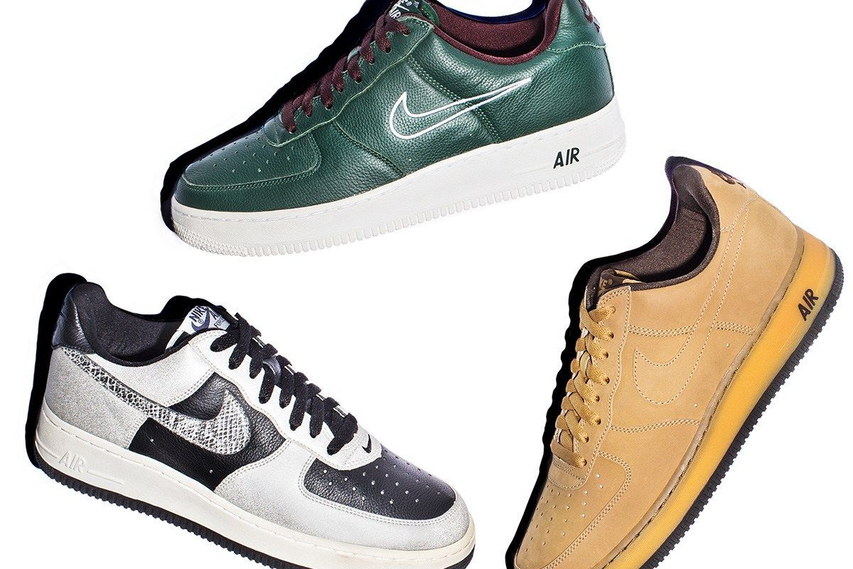 Nike Air Force 1 B Years Collection Back After 17 Years B Sneaker a10c6a