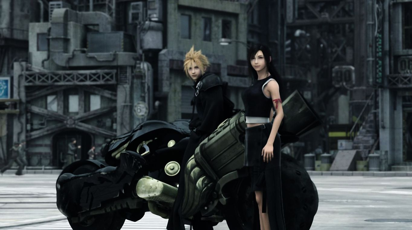 89 final fantasy vii advent children hd wallpapers backgrounds - Final Fantasy Advent Children Incomplete Final Fantasy Vii Advent Children