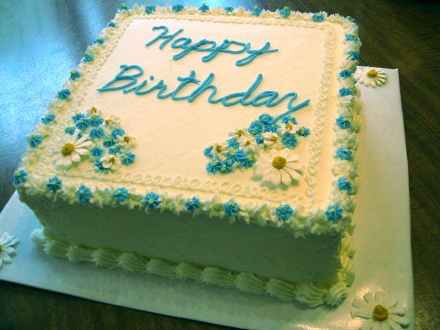 bithday cake Birthday and Party Cakes Best Wilton Birthday Cakes