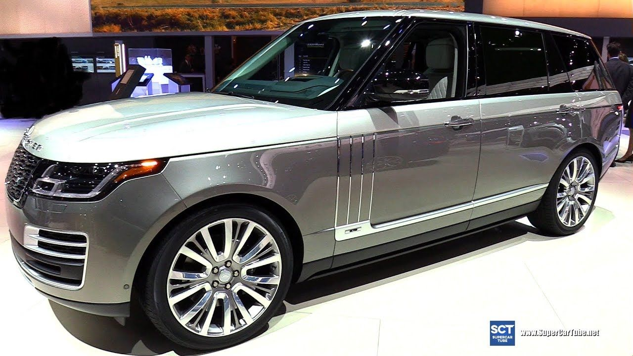 2018 Range Rover Svautobiography Exterior And Interior