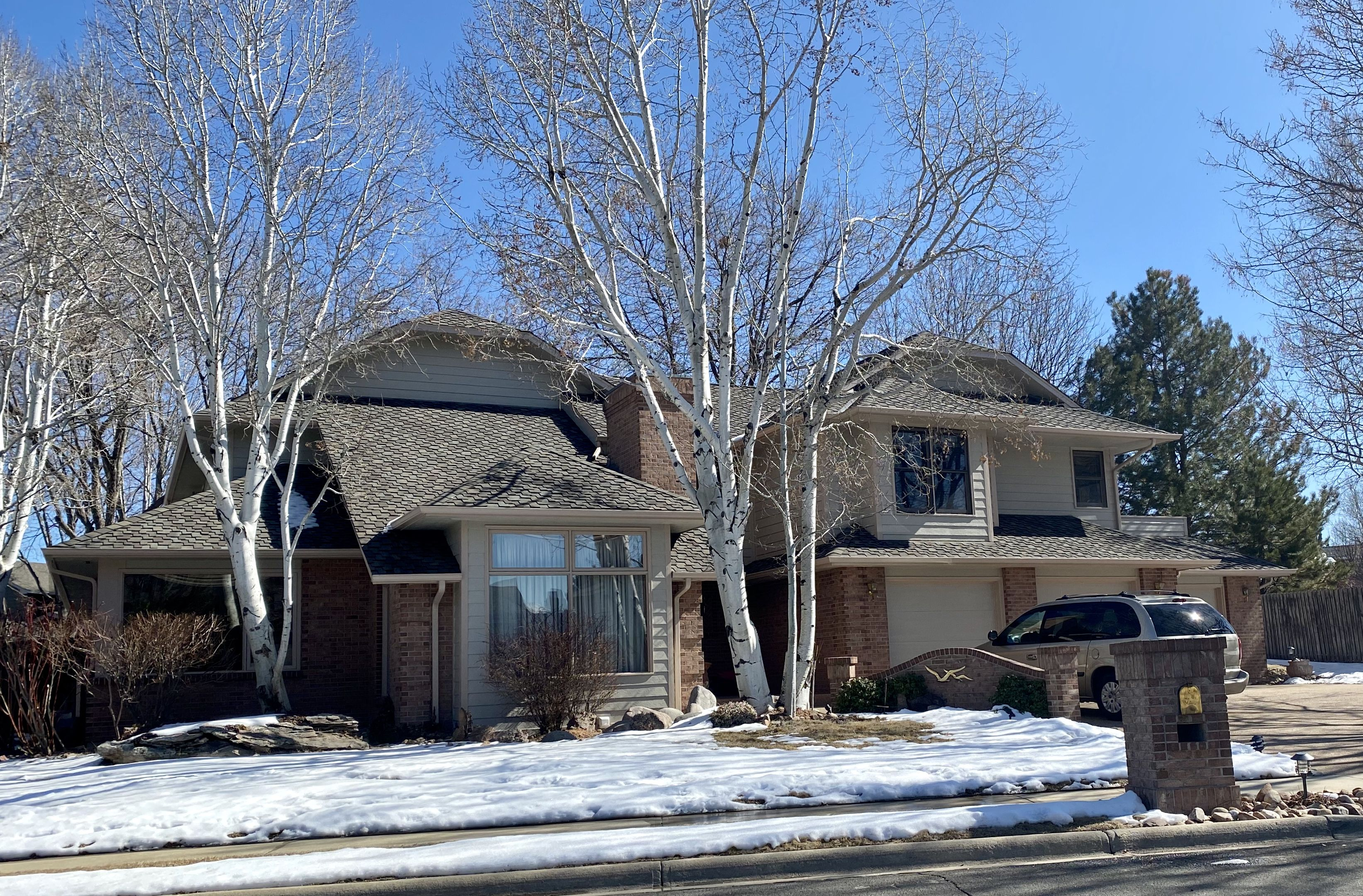 Best This Home In Longmont Originally Had A Wood Shake Roof We 400 x 300