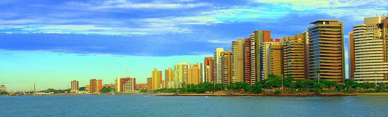 DSC_0052.NEF - Final de tarde em Fortaleza, Ceará, Brasil.