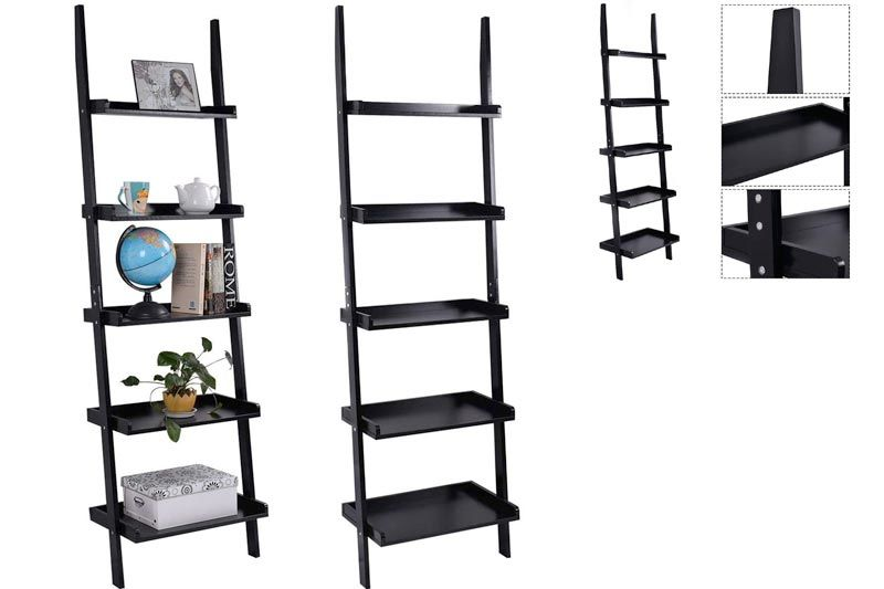 Pin On Best Ladder Shelves To Decorate Your Room