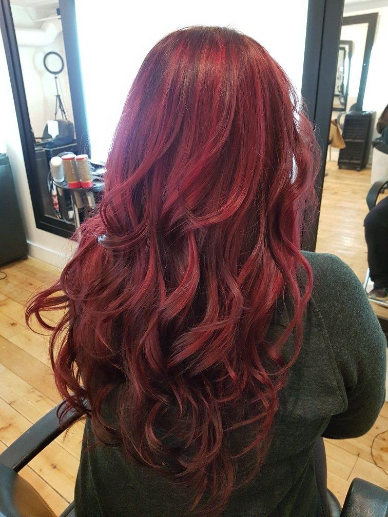 Gloss Salon Calgary Just Hair Pinterest Salons Hair Coloring
