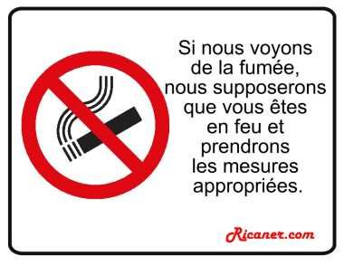 panneau interdit de fumer 2 vintage briquets et. Black Bedroom Furniture Sets. Home Design Ideas