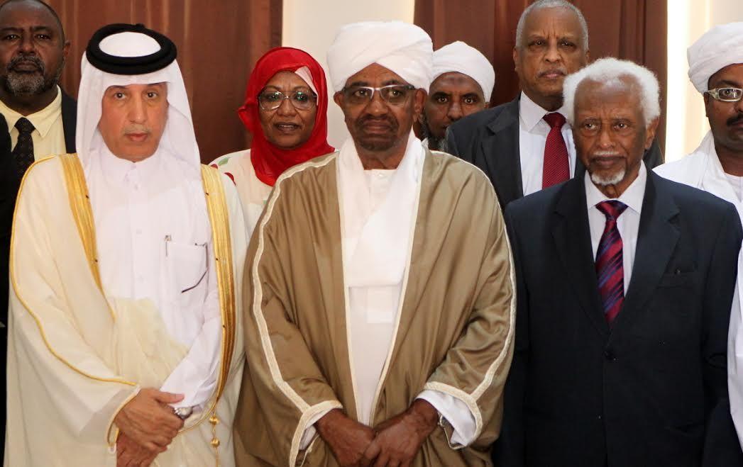فجر وضاء للسودانيين  بقطر افتتاح مبانى السفارة والمدارس السودانية