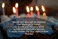 Birthday thank you messages thank you for birthday wishes thanks for birthday wishes quotes and messages m4hsunfo