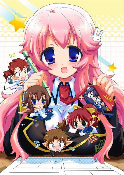 Pin On Baka And Test
