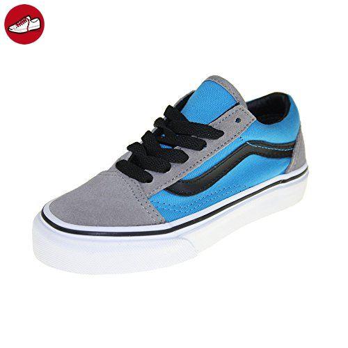 VANS Old Skool Classic Sneaker Kinder Skate Schuhe Kids W9TEW5,  Schuhgröße:EUR 32 (