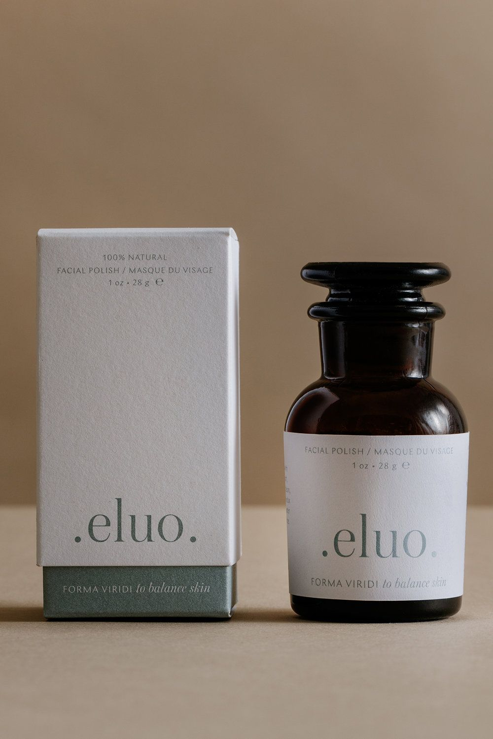 Eluo Skincare Line Packaging Design From Canada (With