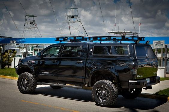 cap #off - an extended cab pickup is outfitted with a full-size