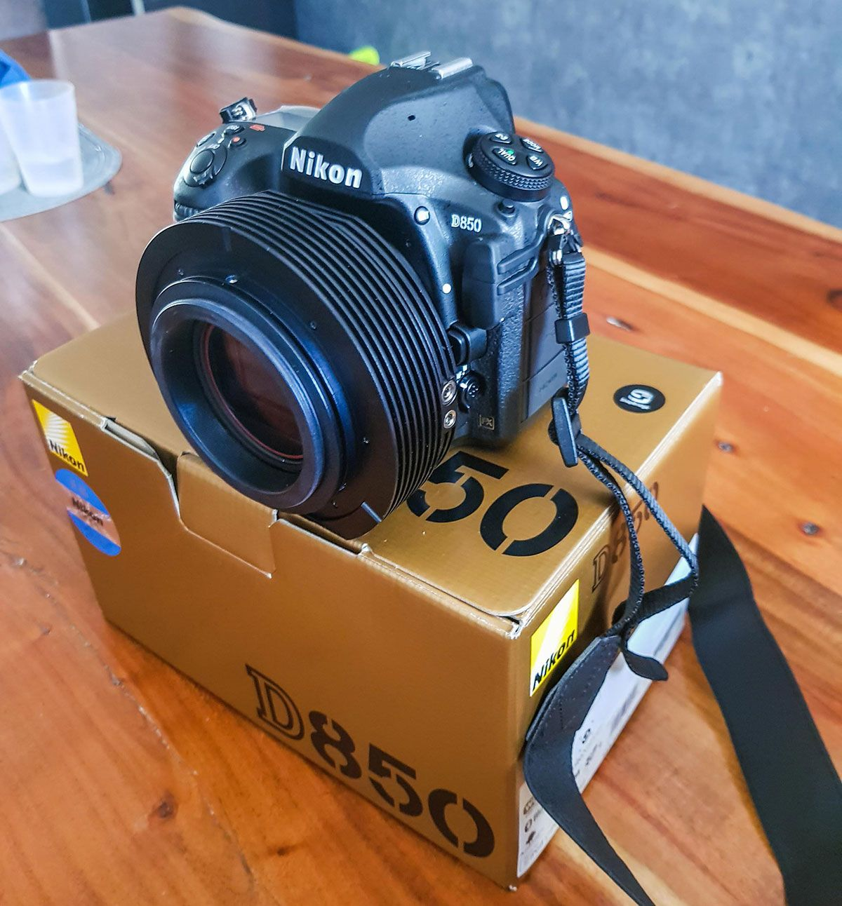 New: Nikon D850 cooled camera for astrophotography | Nikon Rumors